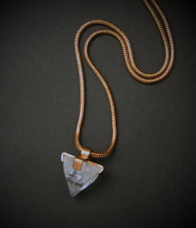 Apophyliite Necklace